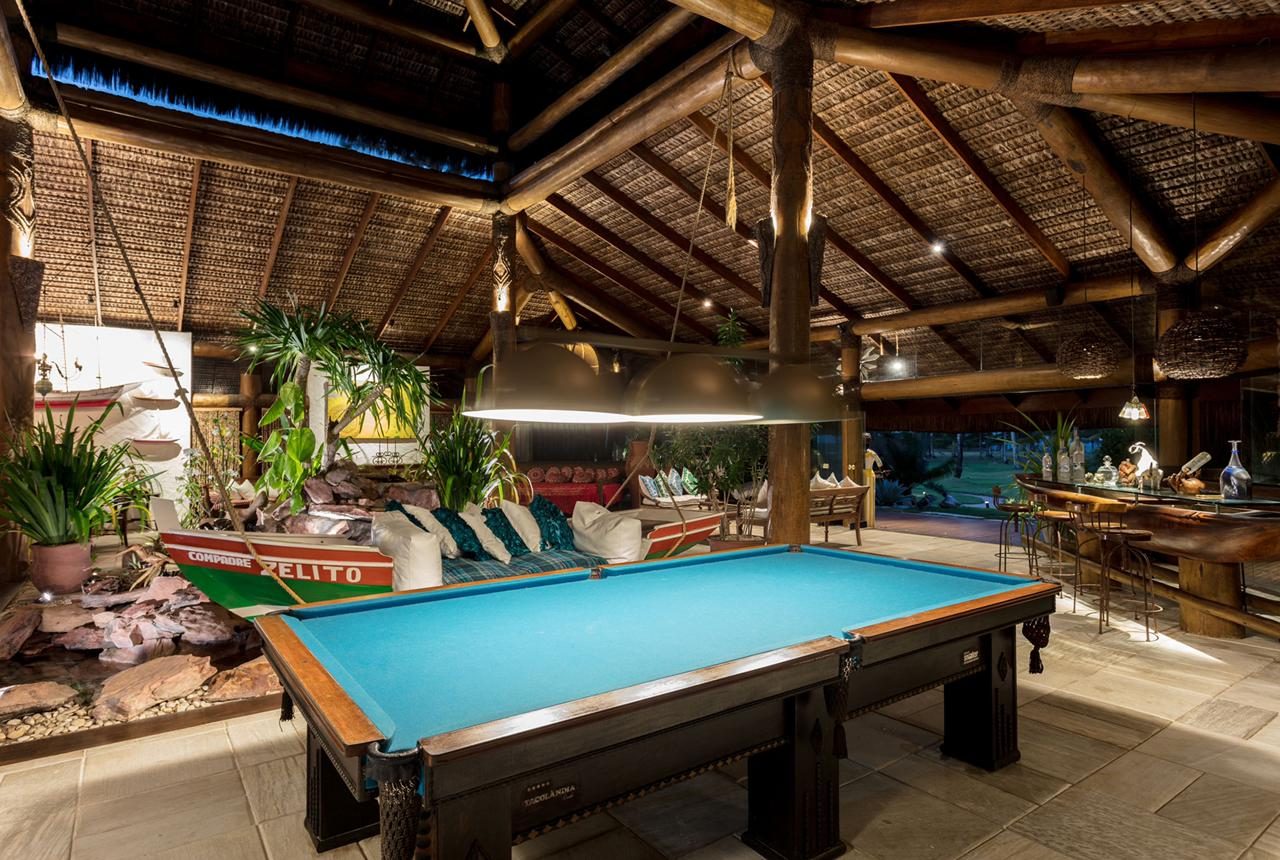 Aluguel casa de luxoTaipú de Fora Villa 01